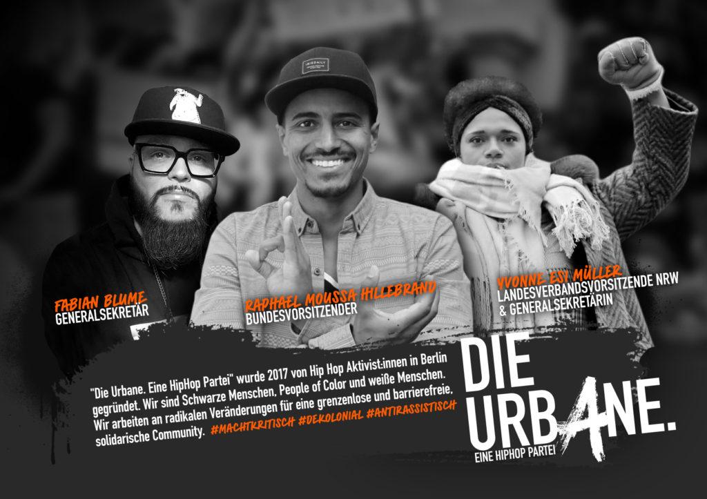 Die Urbane Delegation